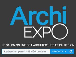 Retrouvez nos produits sur ArchiExpo